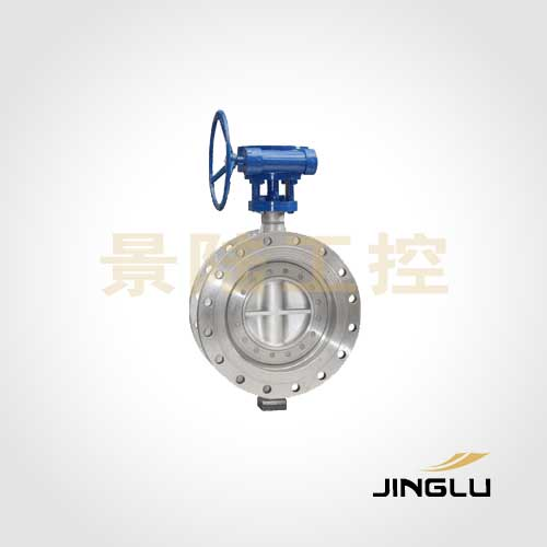 Stainless steel flange butterfly valve
